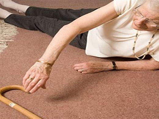 prevenção acidente idoso