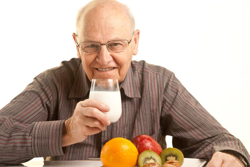 Alimentação e Envelhecimento - Hábitos alimentares dos idosos