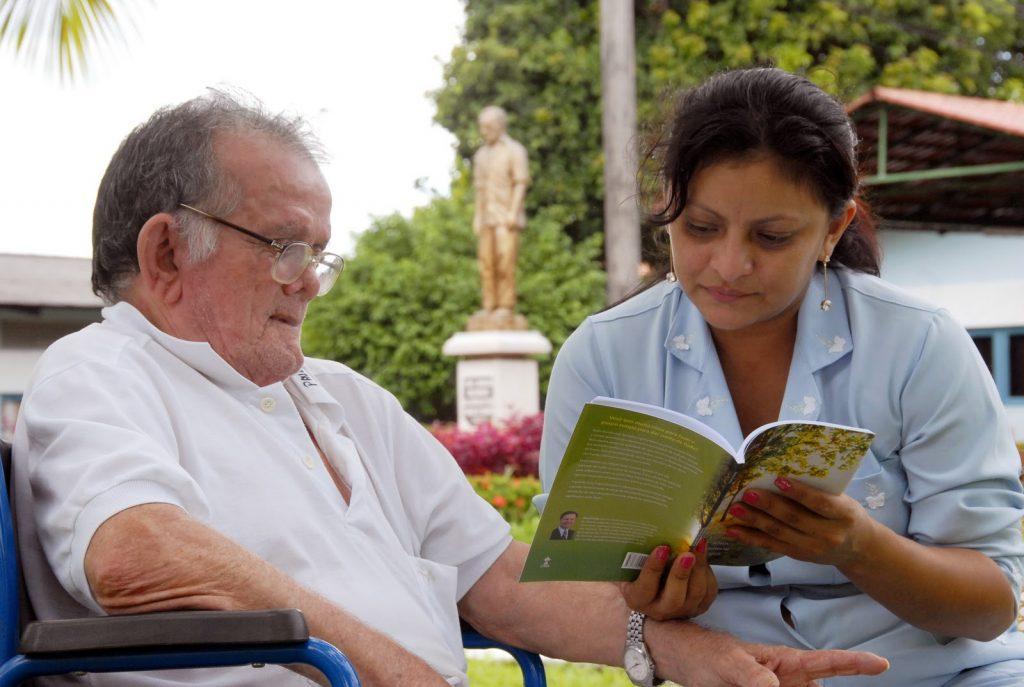 cuidador idosos