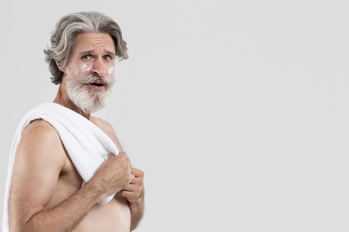 Você precisar aprender a dar banho nos seus pais idosos