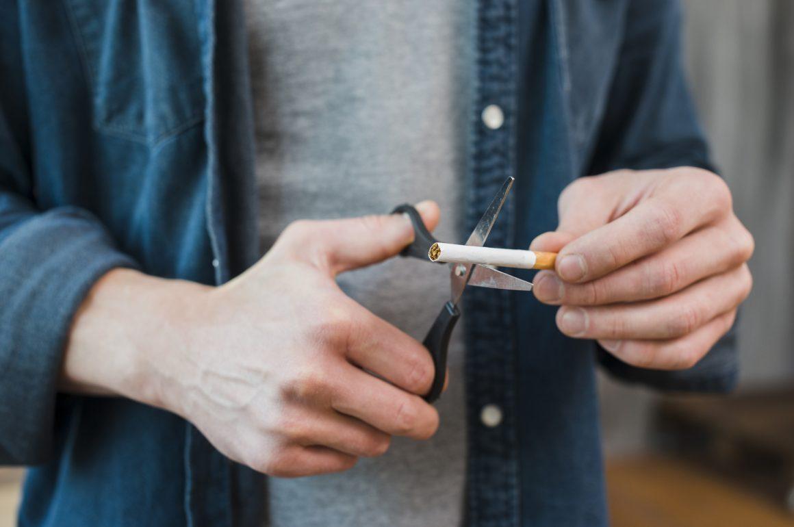 Adianta parar de fumar na terceira idade? Veja o que acontece em 21 dias